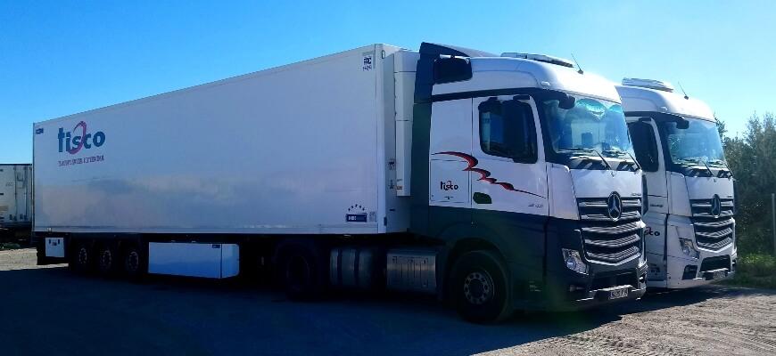 tisco transporte frigorifico refrigerado servicios empresa logistica crevillente alicante
