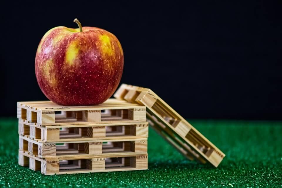 empresas de transporte de frutas y verduras frigorífico refrigerado carretera tisco crevillente alicante manzana palet