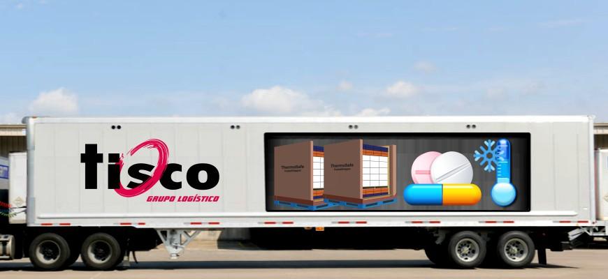 transporte de medicamentos refrigerados frigorifico tisco empresa logistica crevillente alicante